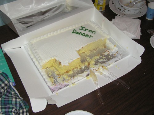 This is a picture of the cake